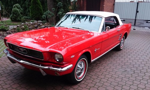 Ford Mustang '66